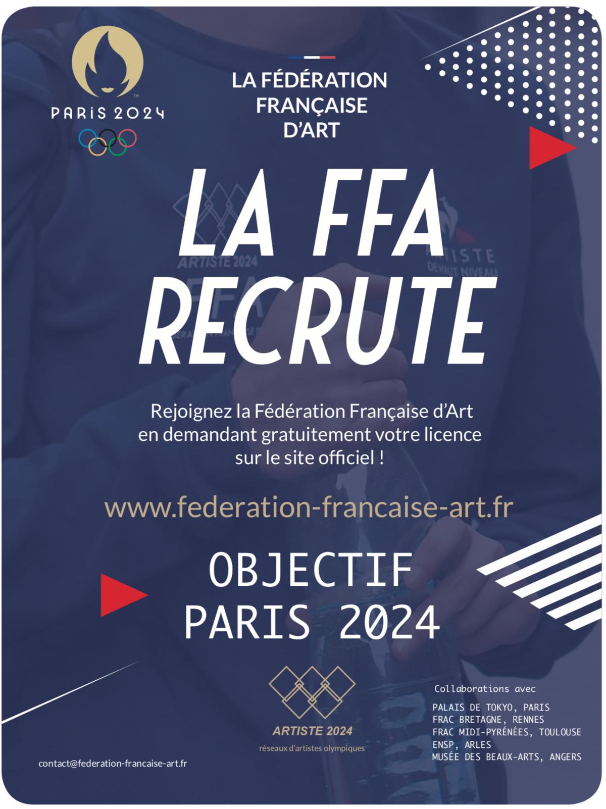 La FFA recrute !